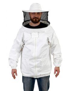 T Jakna pčelarska sa uzdužnim zatvaračem