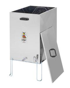 Parni topionik / korito za raskužbu na plin, od nehrđajućeg čelika