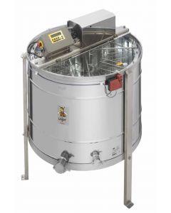 Vrcaljka univerzalna 6 okvira, s automatikom, samookretna sa motorom 370 W/230 V (Logar)