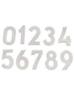 Brojevi za košnicu, plastični