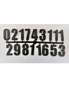 Brojevi plastični za košnicu